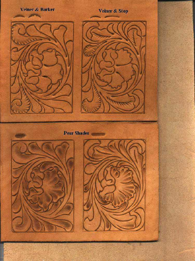 Free downloadable leather carving patterns